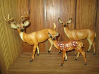Deer Figurines...