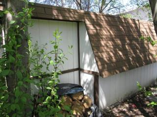 Shed Only *Unknown Age* 10' X 8' With a ...