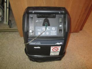 VisonAire - AirSep Oxygen Machine...