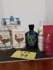 Lot of Soaps & Lotions