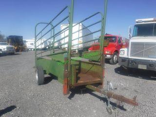 Powder River Portable/Adjustable Cattle Chute