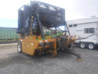Alloway BT156 6 Row Beet Harvester-Parts