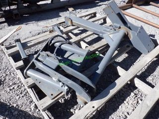 Tractor Mounted Wheel Feed Push Up
