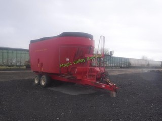 *Auctiontime* *2007 NDE 2804 Mixer Feed Wagon