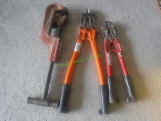 Bolt Cutters & Pipe Cutter