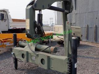 Unused 2001 Palfinger PK15500 Knuckle Boom Crane