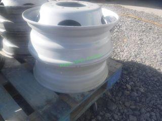 Set of 2 New/Unused Ford 10 Hole Wheels