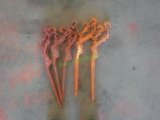 """5 Chain Binders 3/8"""" - 1/2"""" *BID X 5*"""