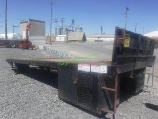 Heavy Duty Truck Bed 18'