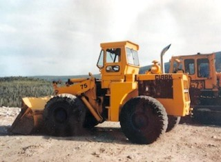 Mining Equipment in Montana