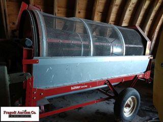 Buhler/Farm King Model 480 screener with 8