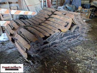Case IH Brand steel tracks, Fit 1680, 1688, 2188,