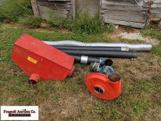Vacuum Grain Screener, 8