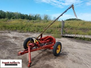 New Holland 456 sickle mower, 9' bar, comes with e