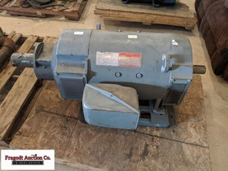 Electrostat 40hp electric motor, 2