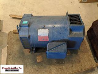 GE 40hp electric motor, 240V, 2