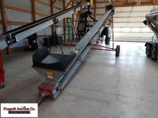 Cardinal Model BC10 24? Conveyor with electric Mot