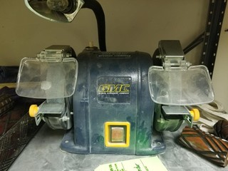 GMC 2.5amp Bench Grinder