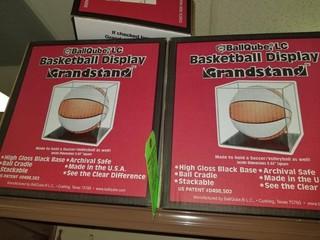 Basket Ball displays