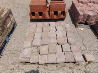 60 Red Pavers