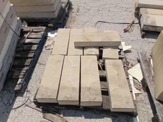 9 Pieces of Precast Concrete