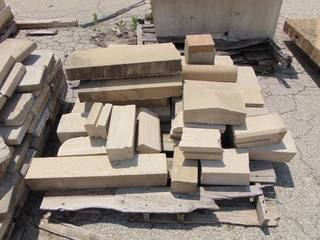 28 Pieces of Precast Concrete