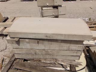 5 Pieces of Precast Concrete