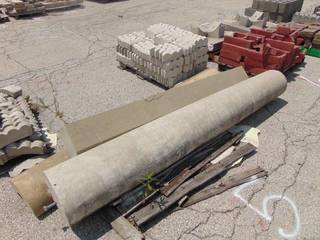3 Pieces Precast Concrete