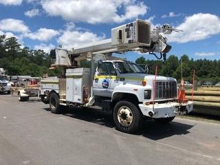 Bucket Lift Truck