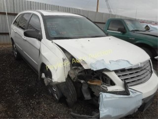 2004 Chrysler Pacifica 2C8GF68484R335363 White