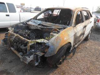 2005 Chrysler Pacifica 2C4GF68485R595622 Burn