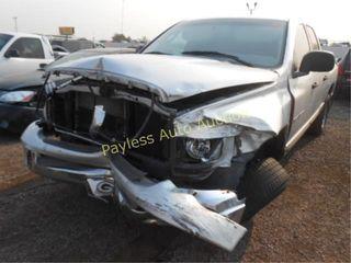 2002 Dodge Ram 3D7HA18N22G118982 Gray