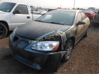 2006 Pontiac G6 1G2ZG558464180099 Black