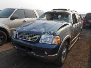 2002 Ford Explorer 1FMDU74W82ZD00361 Blue