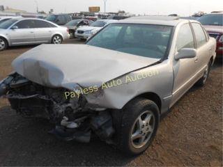 1997 Toyota Avalon 4T1BF12B2VU142146 Tan