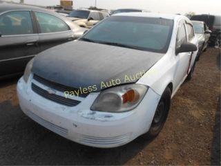 2007 Chevrolet Cobalt 1G1AK55F277346733 White
