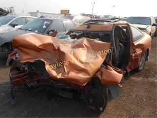 2005 Chevrolet Cavalier 1G1JH14F157130443 Orange