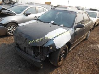 2001 Toyota Corolla 1NXBR12E81Z469081 Black