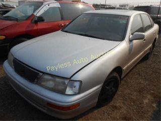 1997 Toyota Avalon 4T1BF12B7VU206942 Gray