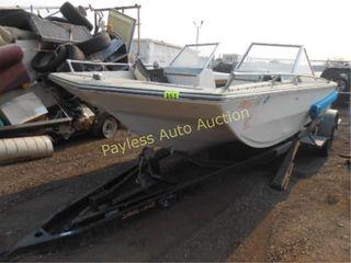 1970 Sea Ray Boat AZZ2632BD020 Green