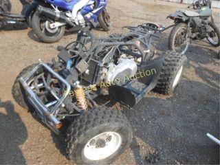 2004 Qianj 4 Wheeler LAWAAGMC24C108189 Black