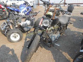 2009 Harley XL 1200 1HD1CZ3179K418057 Black
