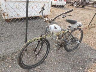 unk Bicycle Motorized Black
