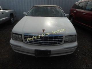 1999 Cadillac Deville 1G6KD54Y6XU734495 Tan