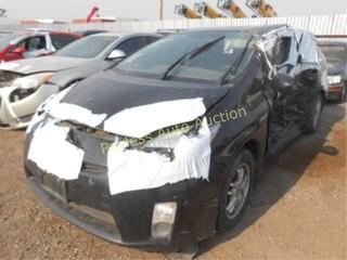 2010 Toyota Prius JTDKN3DU7A1114954 Black
