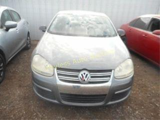 2006 Volkswagen Jetta 3VWSF71K26M652783 Gray