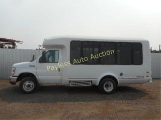 2011 Ford E350 1FDEE3F54BD83473 white