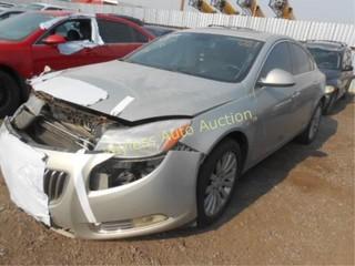 2011 Buick Regal W04GP5EC7B1002278 Tan