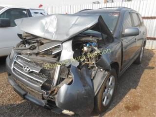 2007 Hyundai Santa Fe 5NMSH13E57H105108 Gray