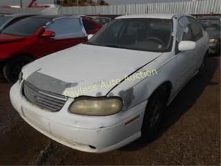 1998 Chevrolet Malibu 1G1ND52MXWY158663 White